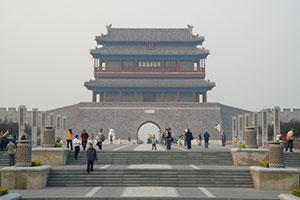 Ворота Юндинмэнь, Пекин