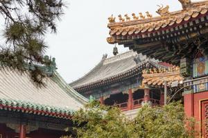 Монастырь Юнхэгун, достопримечательности Пекина