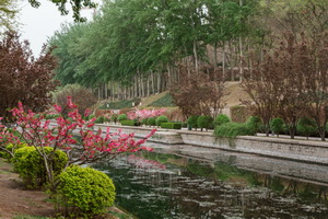 Парк руин стены города Даду, достопримечательности Пекина