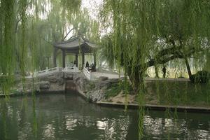 Парк пурпурного бамбука, достопримечательности Пекина