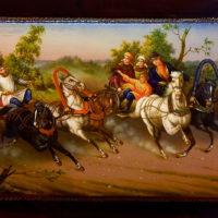 Федоскинская лаковая миниатюра и Музей народных художественных промыслов в Федоскино