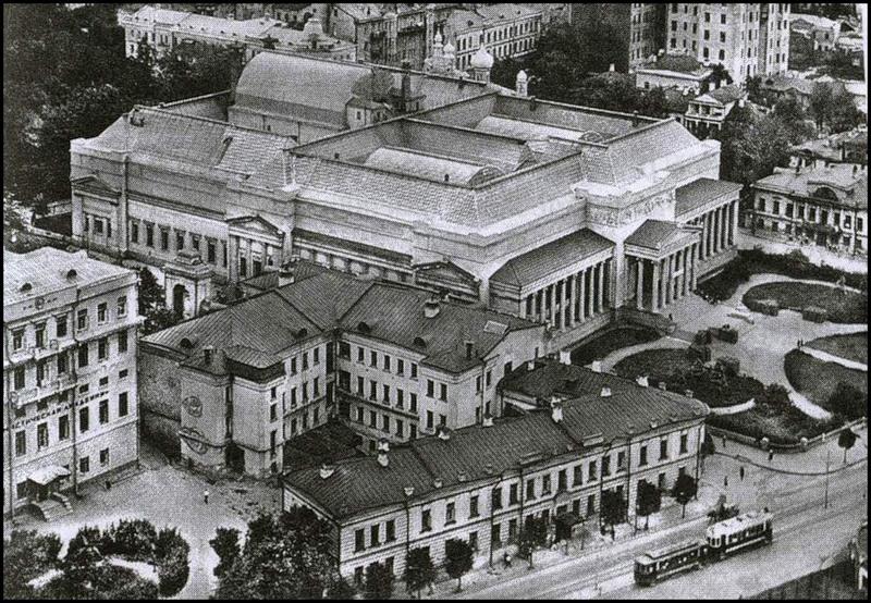 Волхонка, усадьба Голицыных, Музей изобразительных искусств