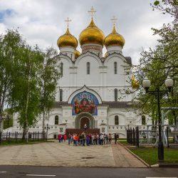 Успенский кафедральный собор, Ярославль