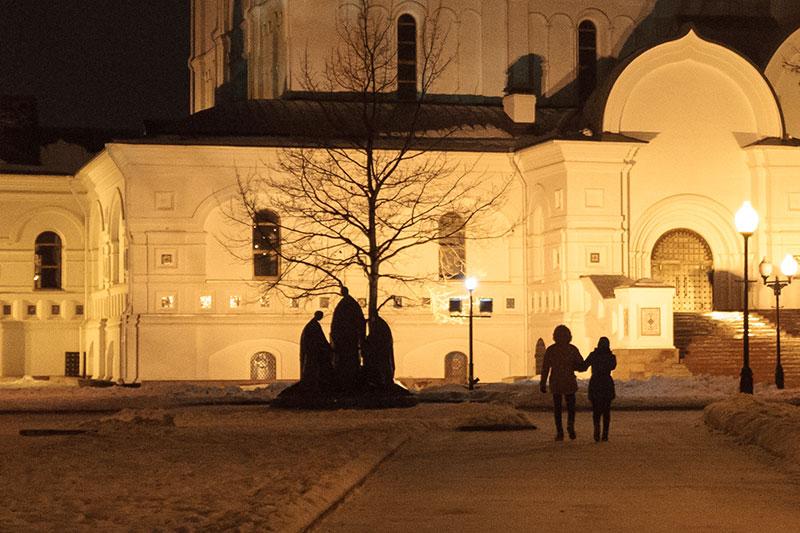 Троица, Успенский кафедральный собор, Ярославль