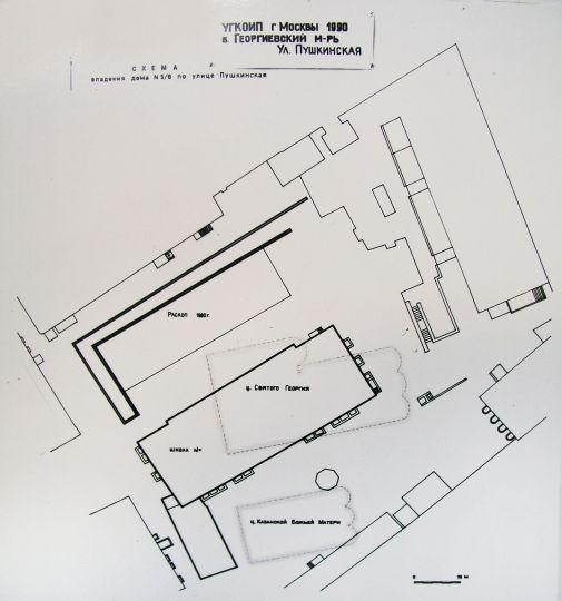 Георгиевский монастырь, археологические раскопки