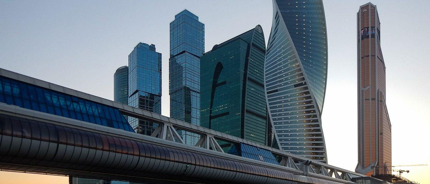 Москва-Сити: новые вертикали столицы России