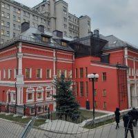 Палаты Троекуровых в Москве: уничтоженный памятник XVII века