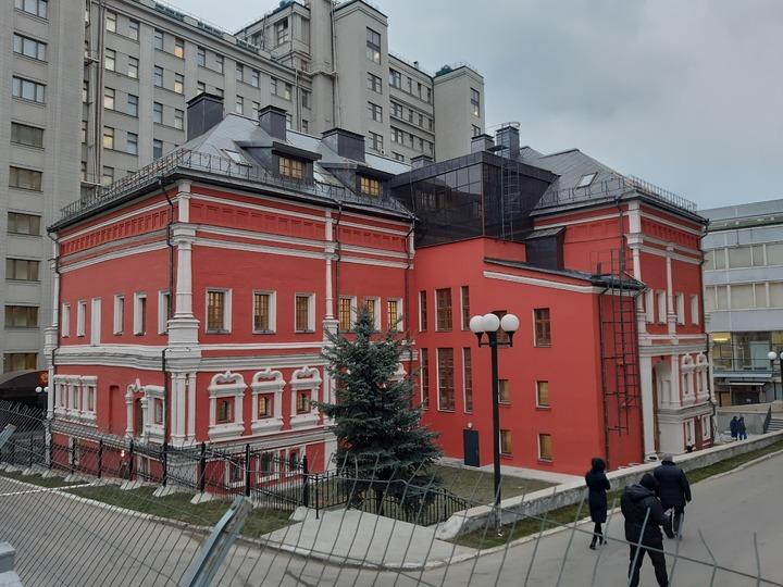 Палаты Троекуровых, Москва