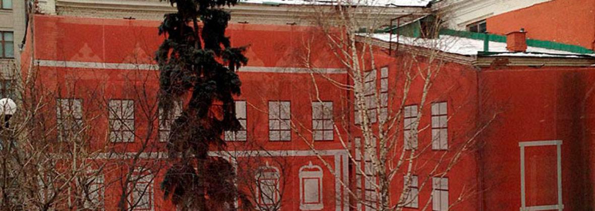 Палаты Троекуровых в Москве: гибнущий памятник XVII века
