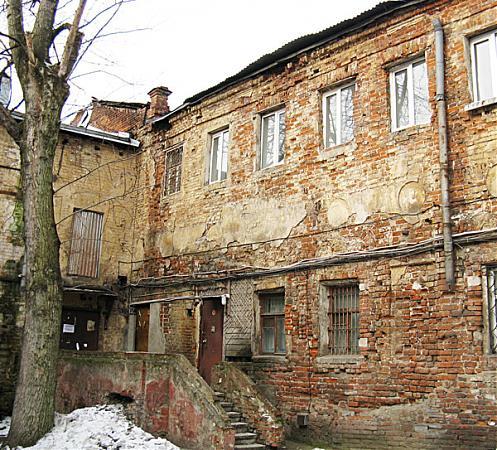 Палаты Полтевых на Волхонке