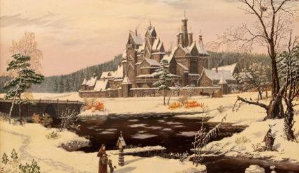 Русь древнейшая в картинах художника Всеволода Иванова