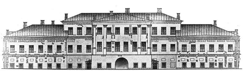 Лефортовский дворец