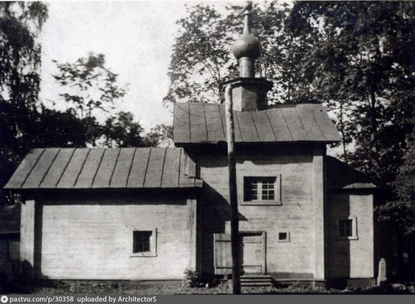 Успенский храм, Троице-Лыково