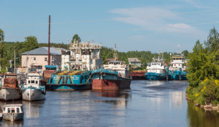 История, достопримечательности и музеи Вытегры и её окрестностей