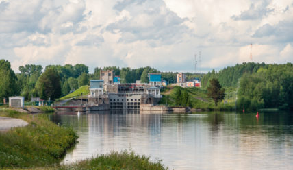 Повенец: Тропа богомольцев, Осударева дорога, Беломорско-Балтийский канал