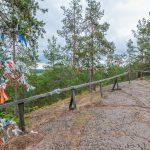 Гора Сампо, мельница Сампо из «Калевалы» и карельские пейзажи