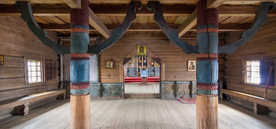 Реквием: Успенская церковь в Кондопоге
