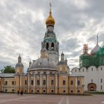 Дорога из Москвы в Вологду и вечерняя прогулка по Вологде