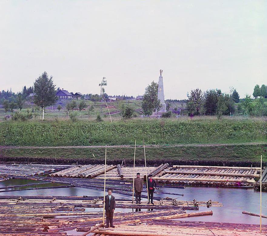 Канал «Вытегра-Ковжа», Прокудин-Горский