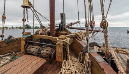 Морской историко-культурный центр «Полярный Одиссей» в Петрозаводске