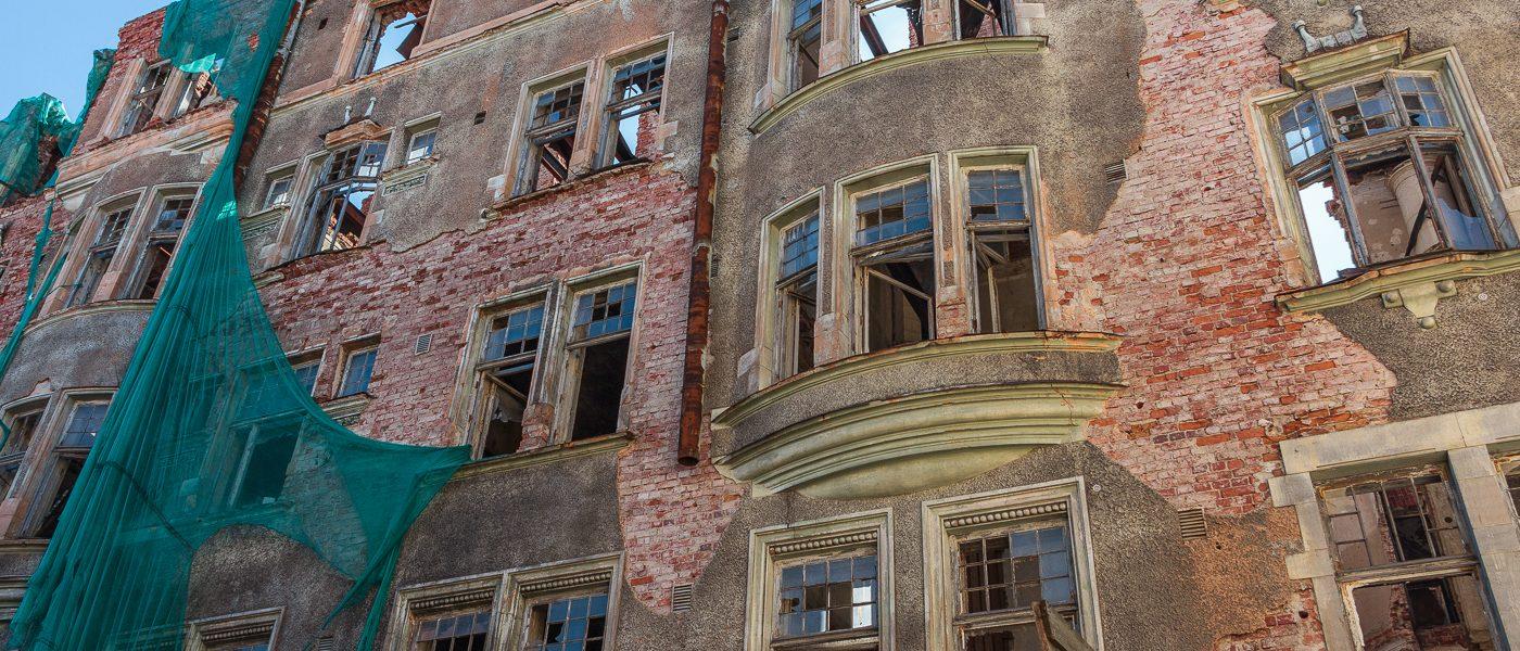 Дом Ховинга в Выборге: восстановить нельзя разрушить