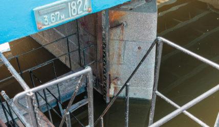 Кронштадтский футшток: нуль метров над уровнем моря