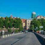 Небольшая прогулка по Выборгу и некоторые достопримечательности города