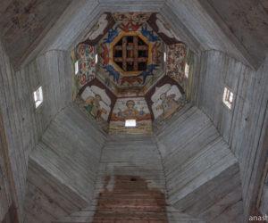 Храм Тихвинской иконы Божией Матери (Старо-Вознесенская церковь) в Торжке