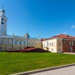 Небольшая прогулка по Великому Новгороду: Новгородский кремль и Волхов