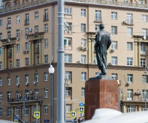 Памятник Максиму Горькому в Москве