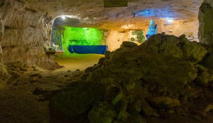 Поездка в Пешелань, в Музей горного дела, геологии и спелеологии