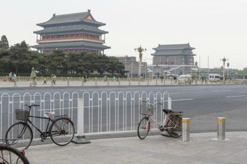 Комплекс ворот Цяньмэнь