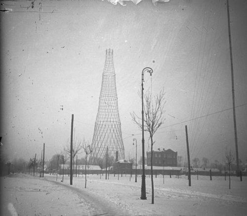 Шаболовская башня