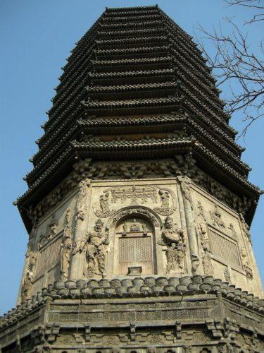 Храм Тяньнин в Пекине