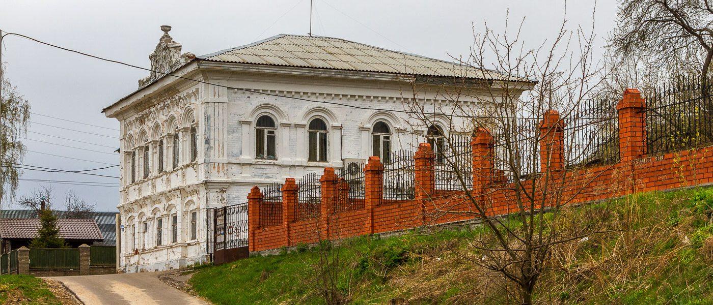 «Волжская атлантида»: село Василёво, ныне город Чкаловск