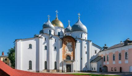 Экскурсии в Великом Новгороде и Новгородской области