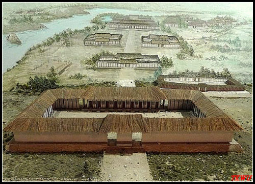 Реконструкция строений Иньсюй