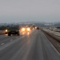 Зимняя поездка 2018, начало: из Москвы в Вологду