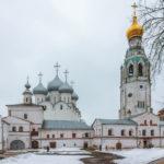 Вологодский кремль (Архиерейский двор): история, достопримечательности, музеи