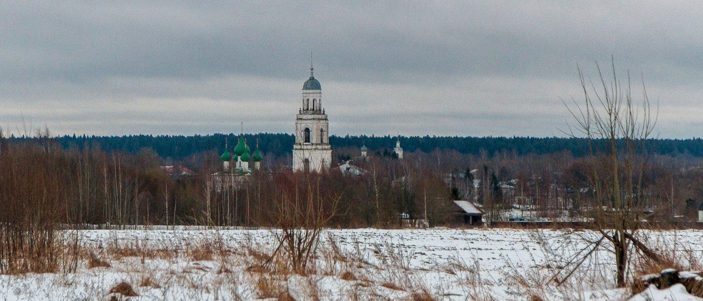 Самое депрессивное место: дорога из Череповца в Рыбинск через Пошехонье