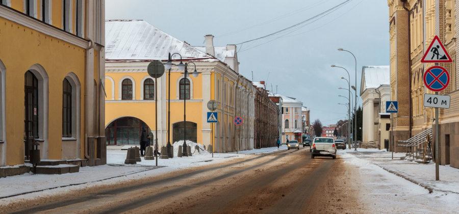 Небольшая поездка в Рыбинск: Рыбинский музей-заповедник и улицы города