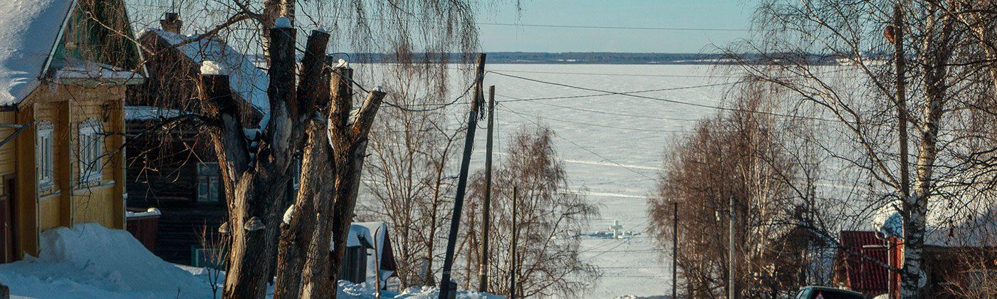 По Костромской и Вологодской областям. Часть 5: Чухлома