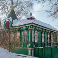 Дом Попова в Солигаличе: сказка, рожденная печалью