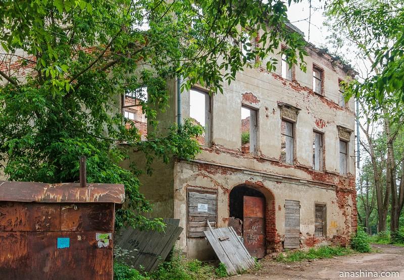 Дом Ванчакова в Вышнем Волочке