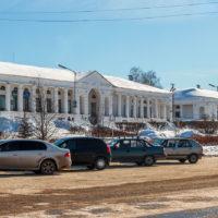 История Галича, посещение Галичского краеведческого музея и небольшая прогулка по городу