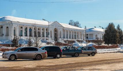 По Костромской и Вологодской областям. Часть 4: Галич