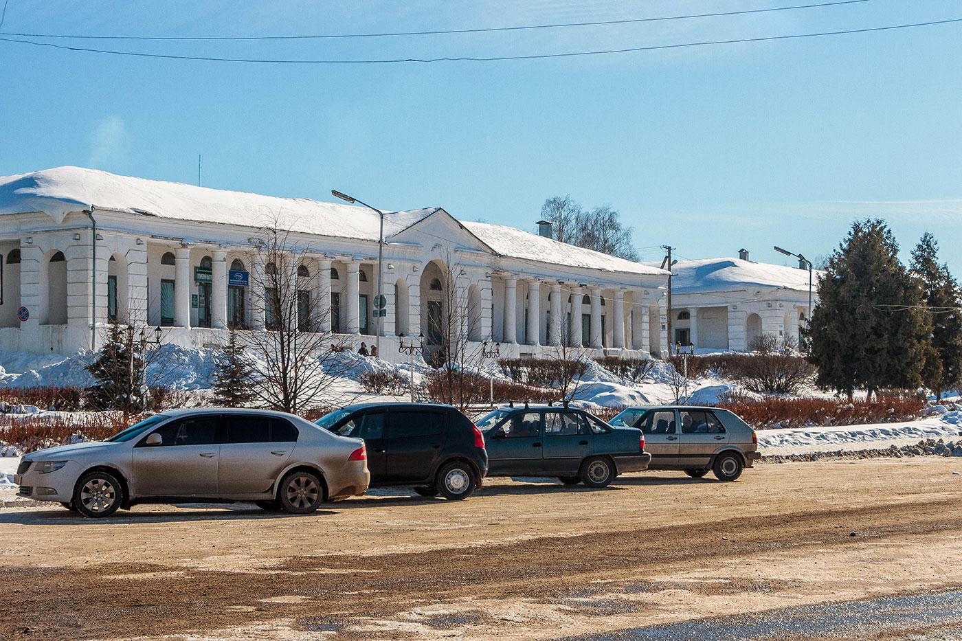 Галич: история и достопримечательности. Галичский краеведческий музей