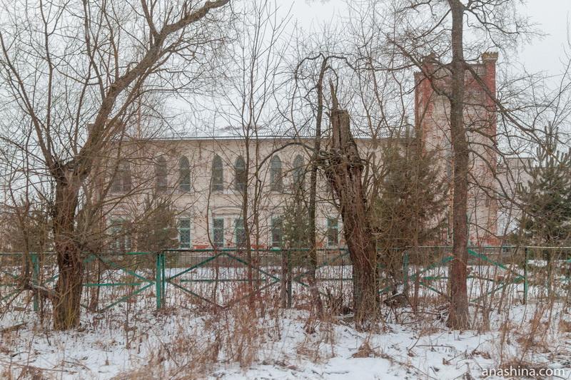 Один из корпусов Калязинской центральной районной больницы