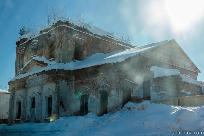 Церковь Успения Пресвятой Богородицы, Судиславль