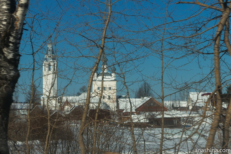 Церковь Иоанна Богослова на холме Баран